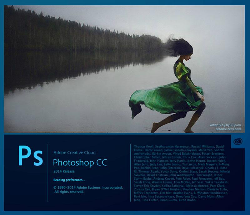 Adobe Photoshop CC 2017 32/64免激活完整版下载