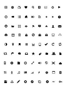 Computer Icons, Icons PSD File mini icons