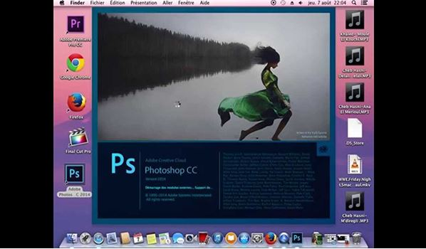 Adobe photoshop(ps) cc 2014 for mac版