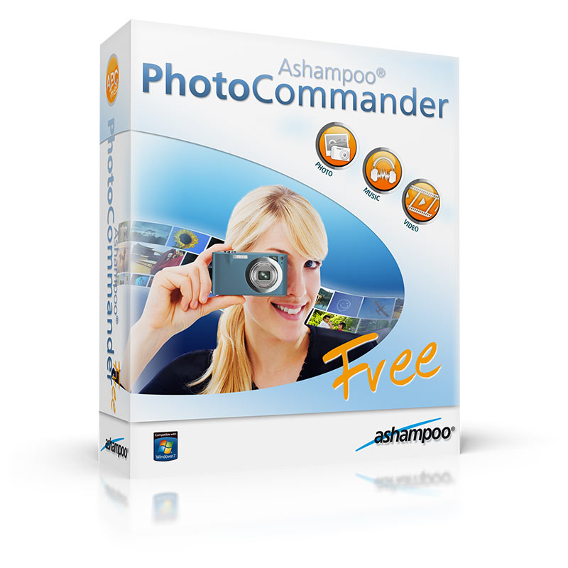 Ashampoo Photo Commander FREE (优秀图片管理)中文版