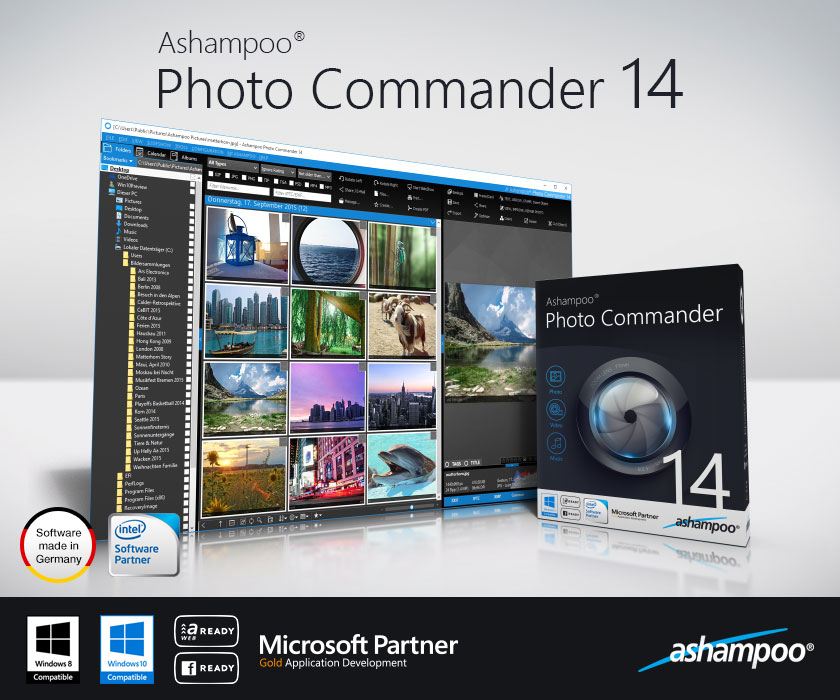 Ashampoo® Photo Commander 14