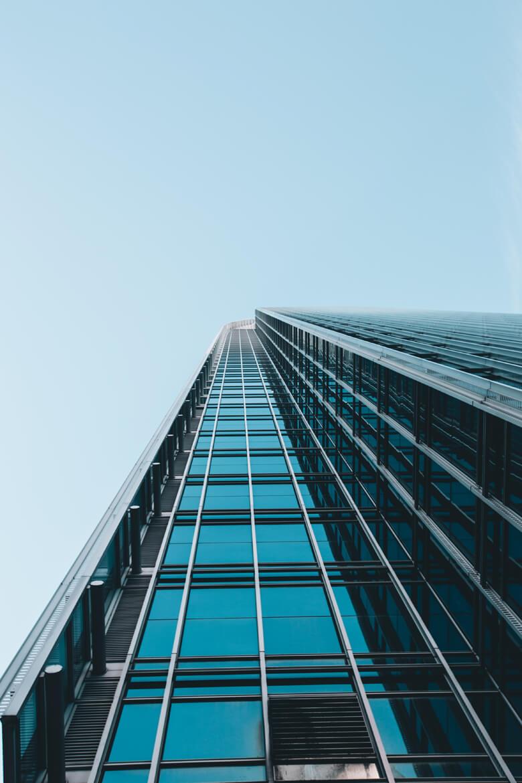 20张建筑高楼大厦图片素材