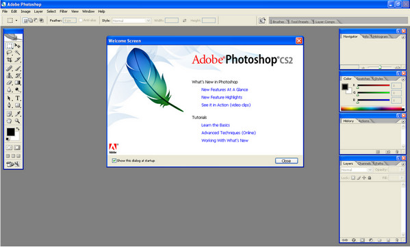 Photoshop CS2 9.0简体中文版(Photoshop9.0)下载