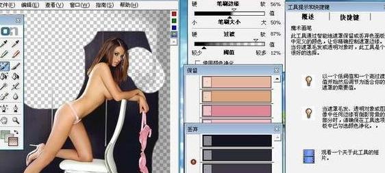 抠图滤镜Mask Pro滤镜下载_抠图大师V4.0绿化版
