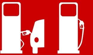 加油设备形状