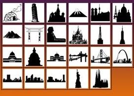 29个建筑物形状