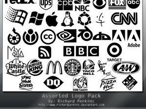 多种logo形状