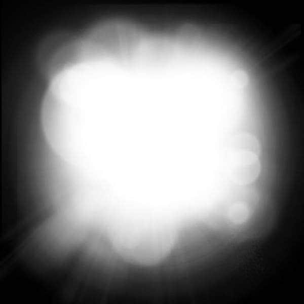 PS镜头光晕和朦胧光线效果笔刷