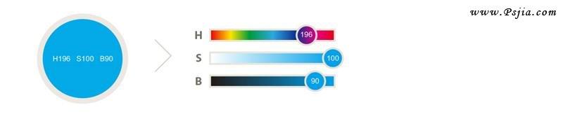 PS入门教程之光和色的关系